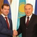 Назарбаев встретится с представителями стран ТС