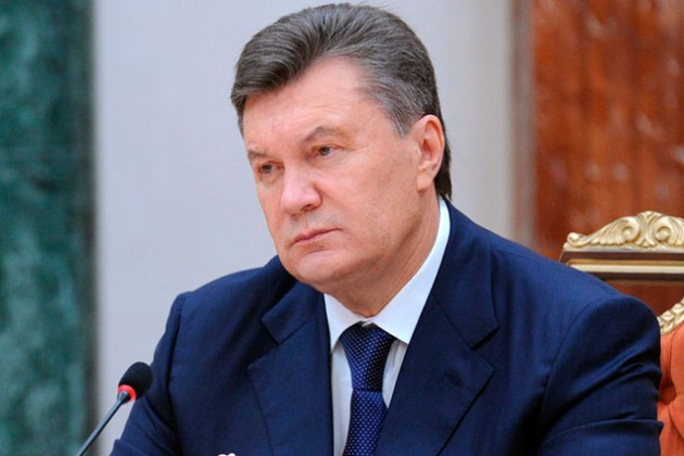 Янукович инициирует досрочные президентские выборы