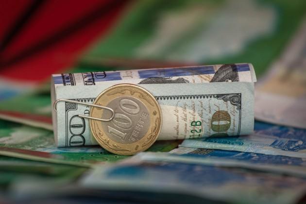 Дневные торги закрылись наотметке 363тенге задоллар