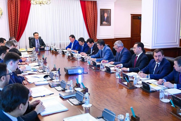 Бакытжан Сагинтаев провел совещание поразвитию Астаны