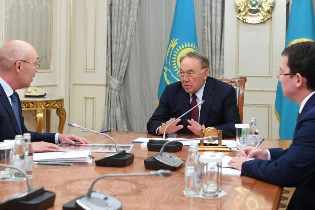 Кайрат Келимбетов рассказал оразвитии МФЦА