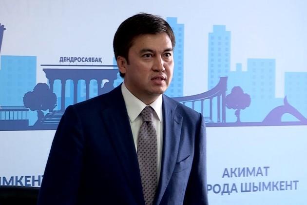 Габидулла Абдрахимов вернулся вШымкент