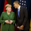 Обама и Меркель пригрозили Москве новыми санкциями