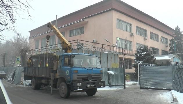 Фронт-офисы полиции начали строить вАлматы