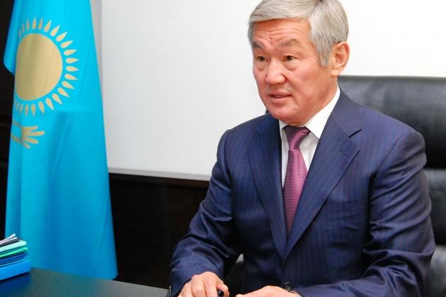 Сапарбаев пока остается акимом Восточного Казахстана