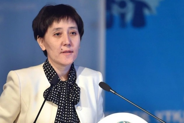 Тамара Дуйсенова покинула пост секретаря партии Nur Otan