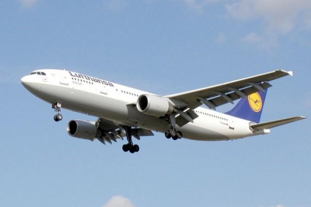 Lufthansa согласилась повысить зарплату персоналу