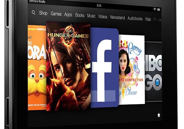 Начались поставки нового планшета Kindle Fire HD