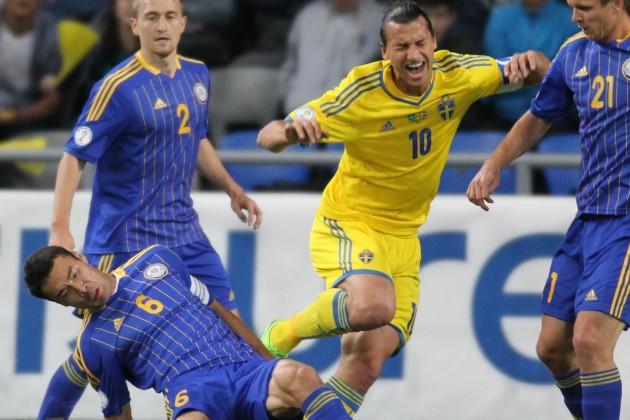 Сборная Казахстана поднялась на три строчки в рейтинге ФИФА