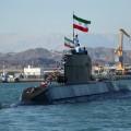 Иран представил подлодку нового класса с крылатыми ракетами