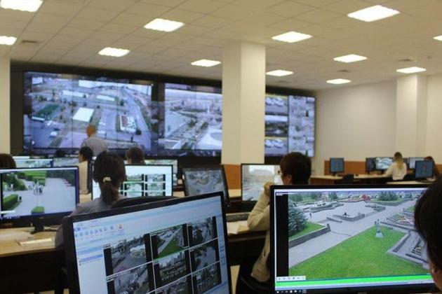 Ситуационный центр - big data большого города