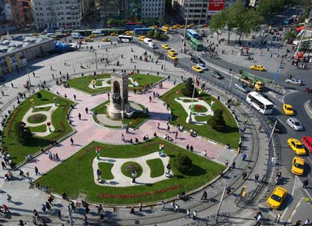 Судьбу парка Гези в Стамбуле может решить референдум