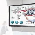 Интерактивные решенияLG Electronics для бизнеса иобучения
