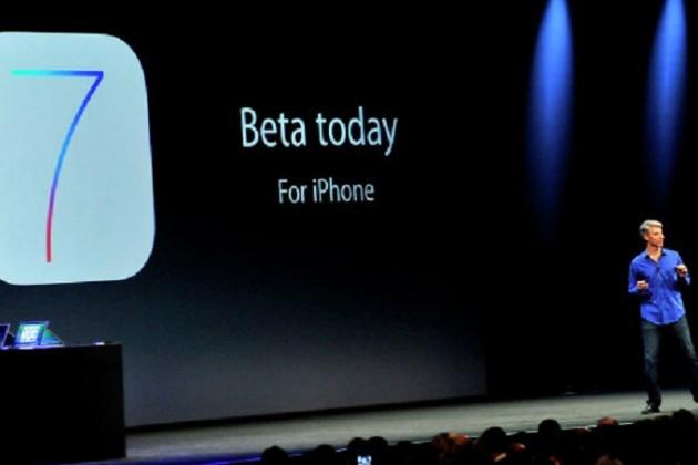 Apple выложит мобильную платформу iOS 7 в свободный доступ