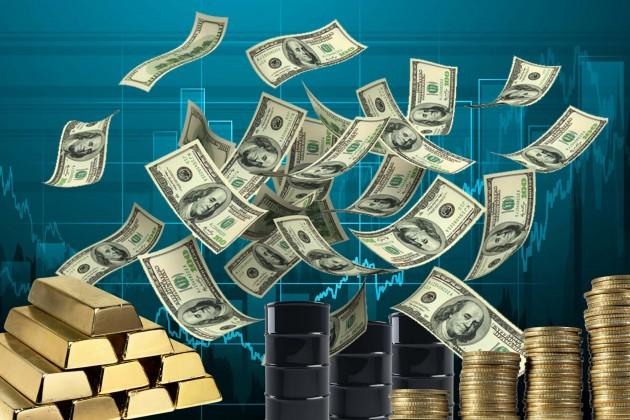 Обзор цен на нефть, металлы и курс тенге на 28 сентября
