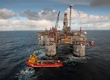 Норвегия ждет заявки на разработку месторождений в Баренцевом море