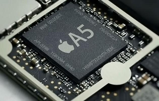 Apple меняет поставщика чипов