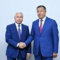 Кайрат Нукенов стал первым заместителем акима Туркестанской области