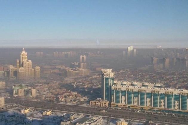 ВАстане создается новая энергетическая модель города