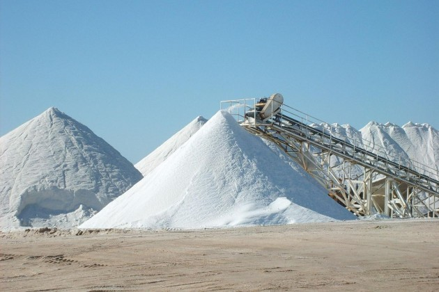 Производство соли выросло на 25% за год в Казахстане