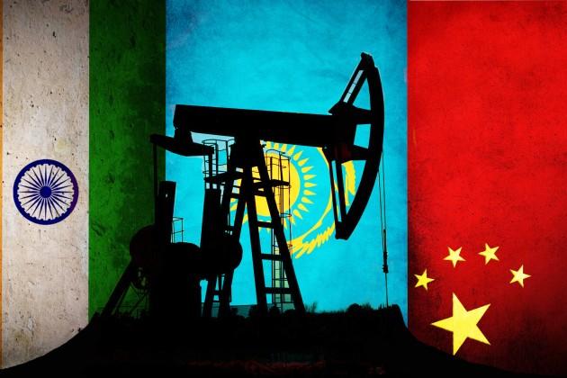 Китай и Индия вынудили Казахстан купить долю в Кашагане