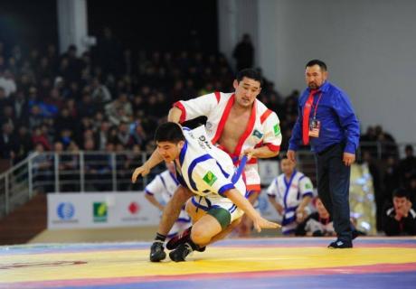 Сборная Монголии выиграла турнир Eurasia Barysy