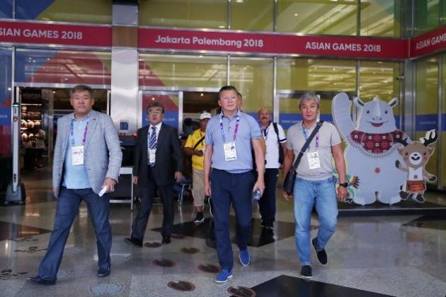 Тимур Кулибаев проведет ряд встреч вДжакарте