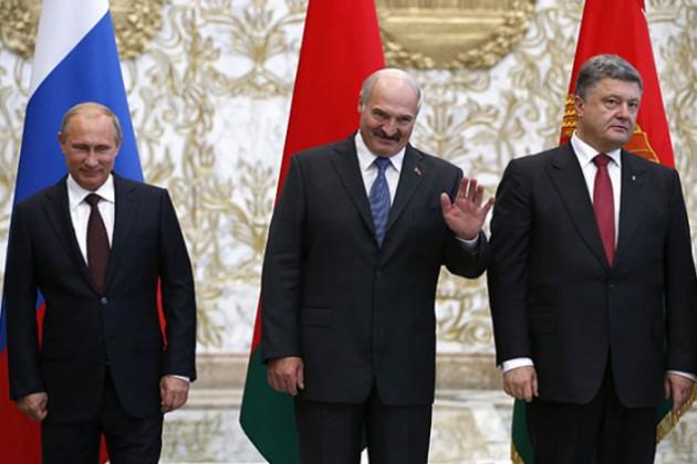Назначена дата переговоров в Минске