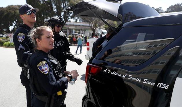 Произошла стрельба вштаб-квартире YouTube вКалифорнии