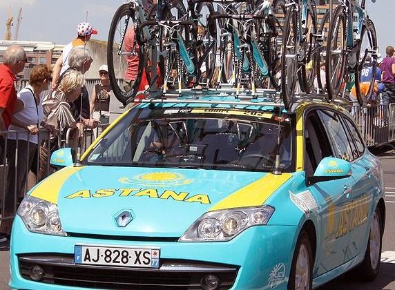 Бозич и Иглинский возглавят «Астану» на Туре Фландрии