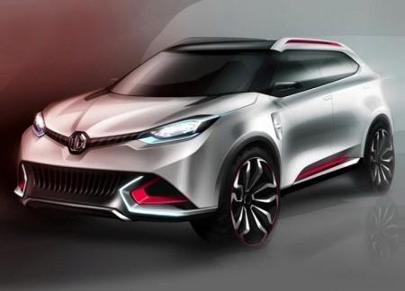 MG привезет в Шанхай конкурента Nissan Juke