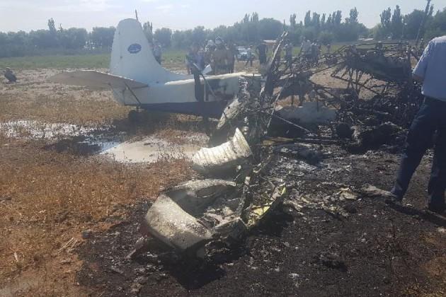 Семьям погибших при падении ЯК-12окажут материальную помощь