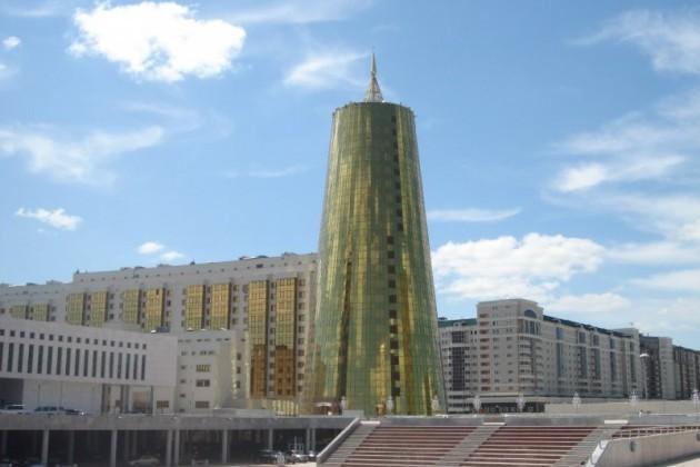 Фонд недвижимости Самрук-Казына строит в Алматы 2 жилых комплекса