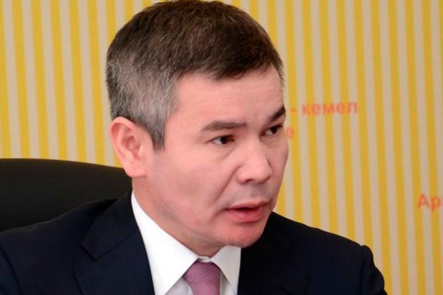 Бергея Рыскалиева обвиняют по8статьям Уголовного кодекса