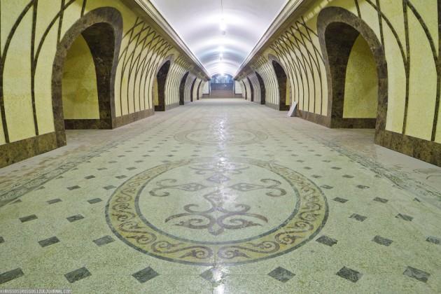 В Алматы снимают реалити-шоу «Метро»