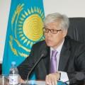 Амандык Баталов возглавил филиал партии Нұр Отан