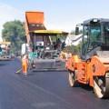 В Астане реконструируют улицу Кумисбекова