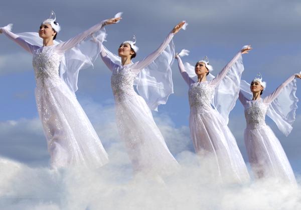 В РК создан новый хореографический коллектив Astana Ballet