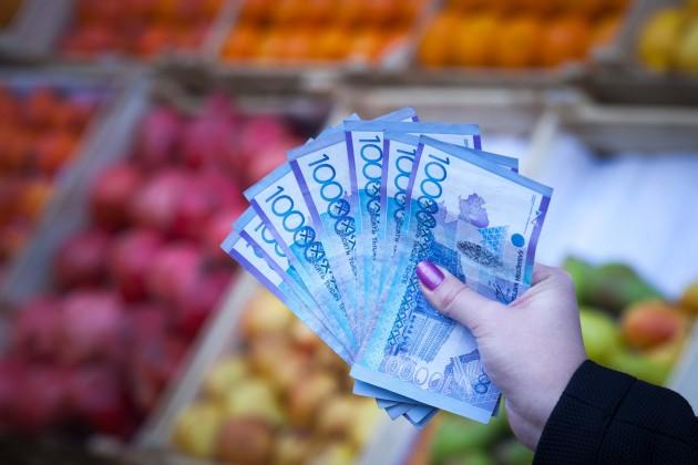 В Казахстане продукты за месяц подорожали на 1,2%