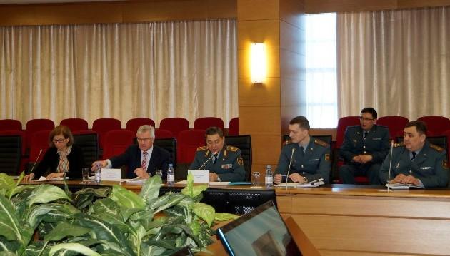 Казахстанские военные посетят штаб-квартиру НАТО