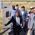 Жансеит Туймебаев поручил повысить эффективность индустриальной зоны Шаян