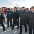 Бакытжан Сагинтаев еще раз проверил работу порта Актау