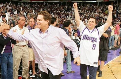 Клуб НБА «Кингз» обретет новых владельцев