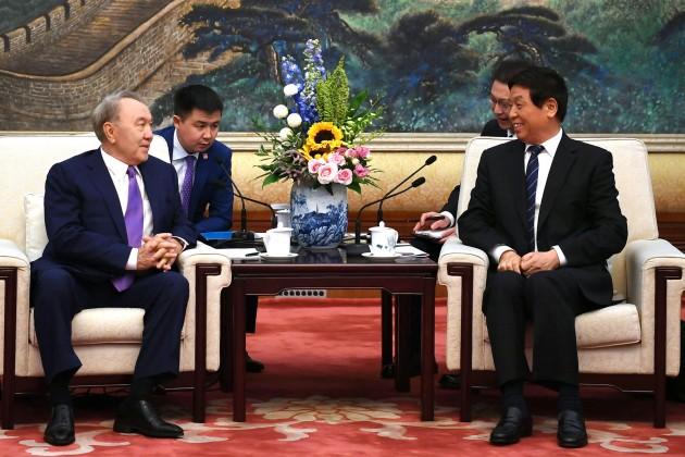 Китайский политик— ПрезидентуРК: Выявляетесь примером для нас