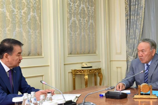 Нурсултан Назарбаев: Есть нарекания кработе местной полиции
