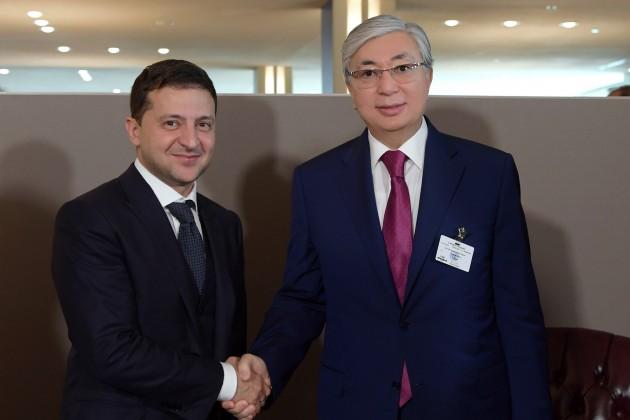 Казахстан - Украина: инвентаризация интересов