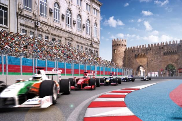 «Формула-1» в Баку
