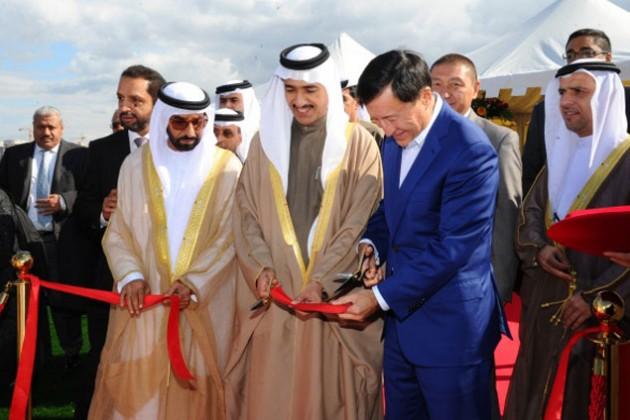 В Астане началось строительство школы совместно с ОАЭ