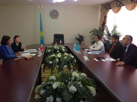 Мексика откроет посольство в Казахстане