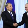 Президенты Казахстана иРоссии обсудили график предстоящих встреч